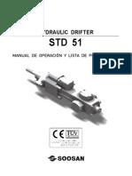 10.2 Manual Operación y Mantención Drifter TD51(Spanish)