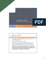 Cobit Para Plataforma 2014
