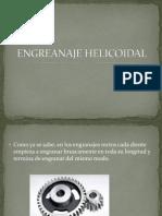 Engreanaje Helicoidal