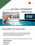 Protecção Das Instalações Eléctricas