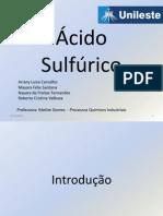 ácido sulfúrico - processo