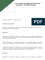 LFG_ Quais São as Formas de Extinção Do Contrato de Concessão_ - Fernanda Marroni