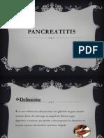 Pancreatitis Diapossssssssss