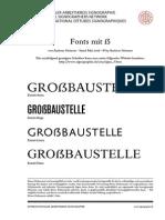 Signa9 Fonts