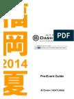 B Dash Camp Pre-Event Guide