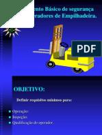 Treinamento Operador Empilhadeira.ppt
