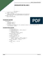 M52008 - Subconjunto BNF Del ANSI C