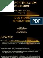 Idle Mode Operation