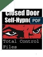 Self Hypnosis Control