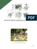 Estudio Patrimonio Santiago Poniente