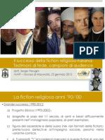 Studio Fiction Religiose in Italia