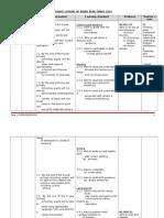 Scheme of Work Year 3latest 2014