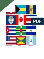 Antigua y Barbuda Bahamasbarbados