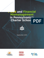 Fraud and Financial Mismanagement in Pennsylvania's Charter Schools