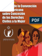 Cartilla 65an Interamericana Mujer