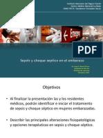 Sepsis y Choque Septico embarazo.pptx