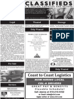 10 1 14 Classifieds