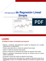 Semana 5 Sesion 1 Regresion Simple