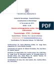 Programa Cientifico CURSO BH 2014