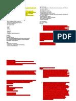 Past WH OSCEs Compilation