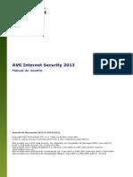 Manual AVG Internet Security 2013