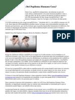 Realmente El Virus Del Papiloma Humano Cura?