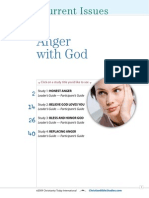Anger With God