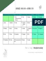 2014 - Calendário #Aophotoaday - Setembro
