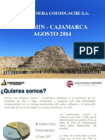 Presentación NORTEMIN Agosto 2014 V4