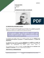 Quimica Le Chatelier