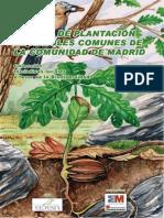 Manual de Plantacion de Arboles Comunes de La Comunidad de Madrid