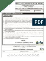 Simulado Estilo IBFC 20 Questões - Professora Grasiela Cabral