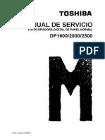 Manual de Servicio E16!20!25 Español