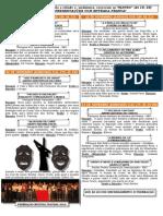 Folder XX Mostra Teatral 2011