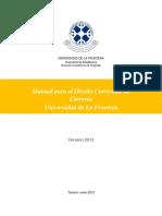Manual Para El Diseño Curricularde Carreras Versión 2012