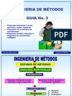Guia 3 Ingenieria Métodos - Jul 2014