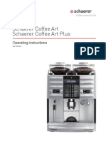 Schaerer Coffee Art, Coffee Art Plus