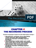 Chapter 4 - Accounting Records