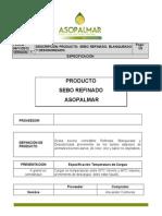 Ficha Tecnica Sebo RBD 091112