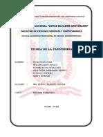 Panspermia(Informe)