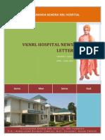 VKNRL Hospital News Letter
