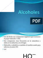 Alcoholes Proyecto Final