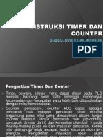Instruksi Timer Dan Counter Plc Omron