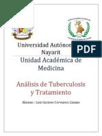 Analisis Tuberculosis