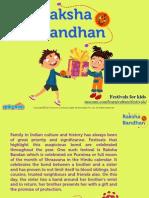 Raksha Bandhan – Festival – Mocomi.com
