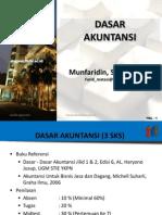 Materi Dasar Akuntansi Gasal 2009 2010