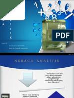 Neraca Analitik