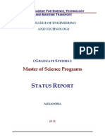 Marine Eng Master of Science Programs