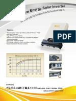 Omniksol-3k-5k Data Sheet En