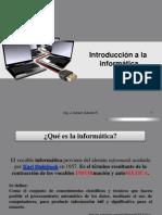 Clase 1 Introduccion a La Informatica